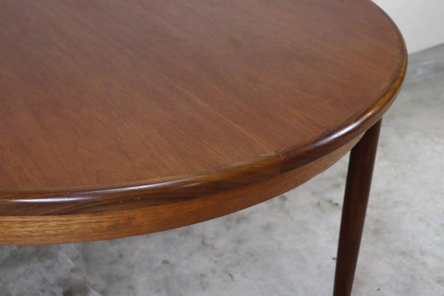 g-plan エクステンションダイニングテーブル フレスコ チーク ヴィンテージ