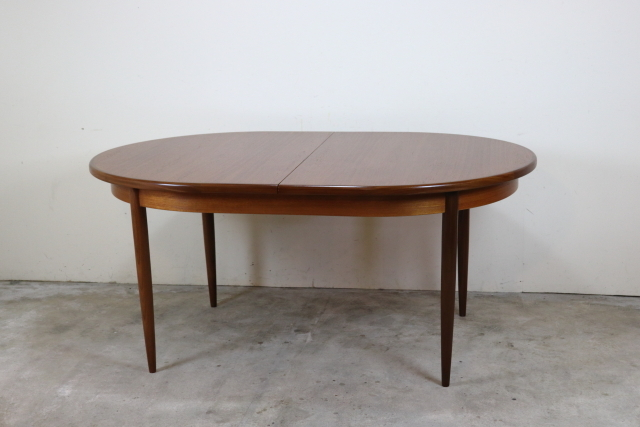 G-PLAN ジープラン フレスコ エクステンションダイニングテーブル チーク ヴィンテージ