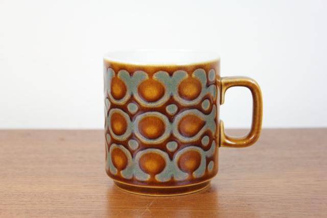 ホーンジー HORNSEA ブロンテ マグカップ コーヒーカップ