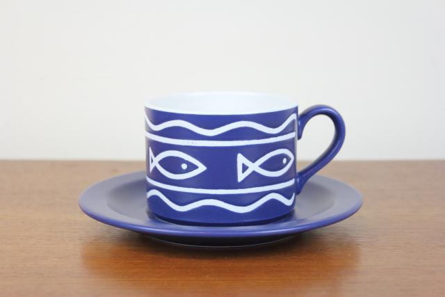 ホーンジー HORNSEA OSEANA デュオ コーヒーカップ