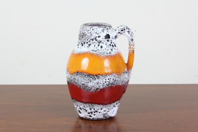 FAT-LAVA ファットラヴァ 西ドイツ 花瓶