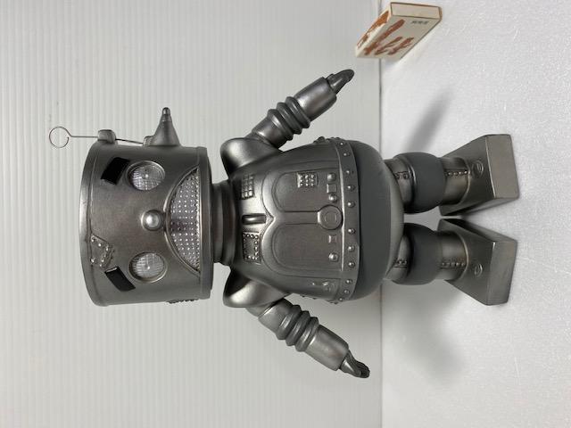 大きい!☆ボロット☆丸出だめ夫☆ソフビ人形 23.5cm 150g 1996 マーミット 版権有 現状 【AT1403】