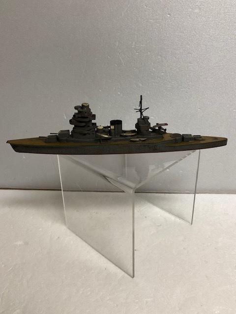 【AT441】大型☆昭和12年当時☆江崎グリコ 戦艦模型 長門の写真のみ