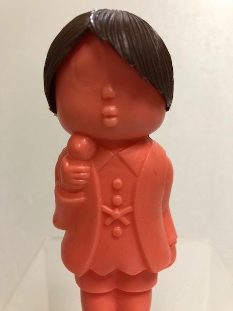 シスコ ゲゲゲの鬼太郎 人形 11.7cm 当時物 アニメ JAPAN 現状 【AT93】