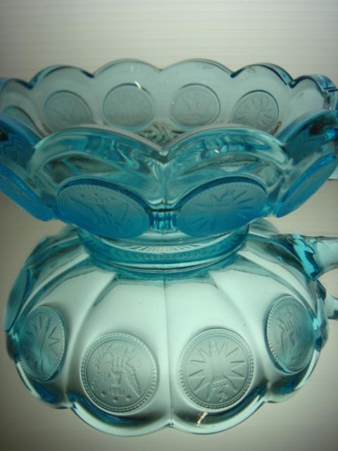 アメリカ フォストリア コインシリーズ ガラス製 ボンボンディッシュ 【AWG0166】