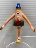 トミー☆から傘☆妖怪☆ソフビ人形 9.5cm 大映 現状 詳細不明 【AT1055】