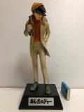 あしたのジョー フィギュア 人形 大 28.0cm 340g 版権有 現状 詳細不明 【AT118】