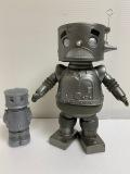 大きい☆ボロット☆丸出だめ夫☆ソフビ人形 23.5cm 150g 1996 マーミット 版権有 現状 【AT1229】