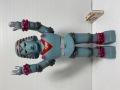 開封品☆袋・タグ付☆ジャイアントロボ☆ソフビ人形 24.7cm 150g マーミット 1996 JAPAN 版権有 現状 【AT1404】