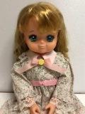 1983年☆バンダイ レディ ジョージィ 人形 38.0cm 300g 当時物 版権有 いがらしゆみこ 現状 【AT311】