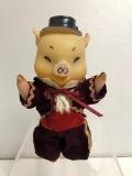 バンダイ☆ブーフーウー☆ブー☆ソフビ人形 15.2cm 当時物 JAPAN 現状 【AT589】