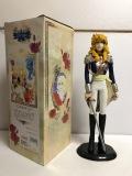 箱入☆特大☆ベルサイユのばら オスカル 人形 40.0cm JAPAN 版権有 現状 【AT598】