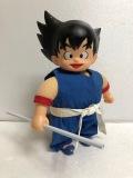 1986年☆バンダイ☆ドラゴンボール 孫悟空 人形 21.2cm 初期放映当時物 版権有 現状 【AT617】