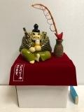 エビスビール☆恵比寿☆えびす☆人形 高さ 13.5cm 365g 企業物 非売品 現状 【AT751】