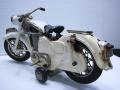 貴重☆ホンダ ブリキ オートバイ 大型 30.0cm 当時物 JAPAN 現状 詳細不明 【TO2932】