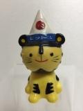 加藤製薬☆ヒットくん☆ソフビ人形 8.0cm 当時物 企業物 非売品 現状 【TO3817】