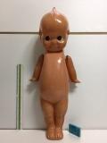キューピー セルロイド 人形 特大 54.5cm 当時物 マーク 刻印有 NIPPON 現状 【TO4142】
