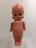 キューピー セルロイド 人形 14.5cm 当時物 マーク 刻印有 現状 【TO4156】
