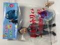 未開封品☆2体セット☆限定品☆忍者ハットリくん 貫蔵・ジッポウ ソフビ人形 大 23.3cm 10.5cm 版権有 JAPAN 現状 【TO4195】