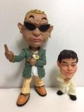 ブラザー トム ソフビ人形 大 23.7cm 版権有 1997 現状 詳細不明 【TO4300】