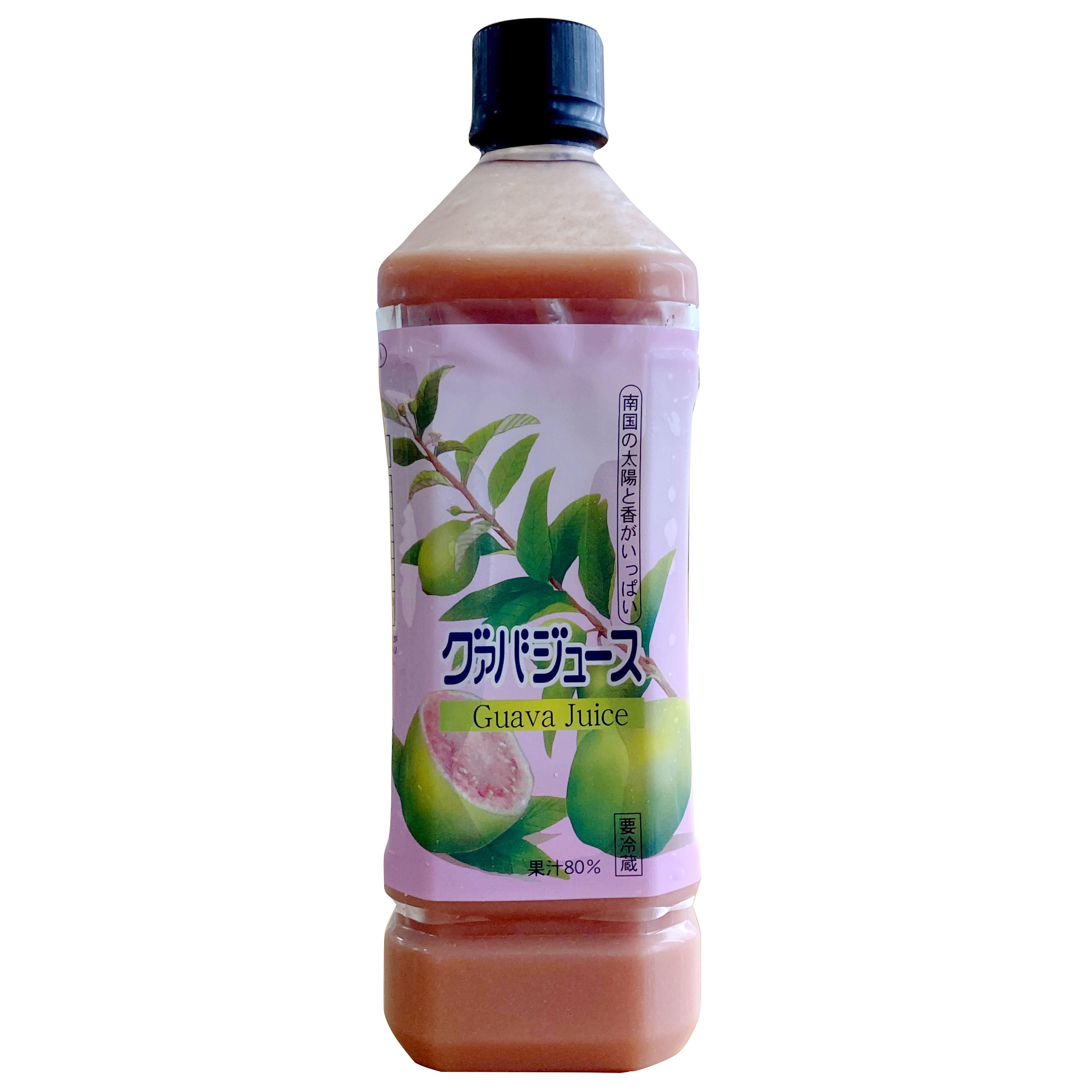 福留果樹園グァバジュース