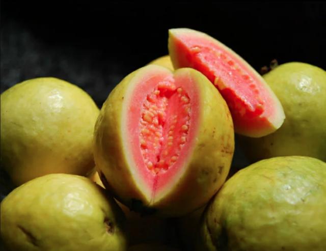 福留果樹園グァバの実