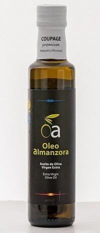 Oleo Almanzora 有機エキストラバージンオリーブオイル<白ラベル> 250ml