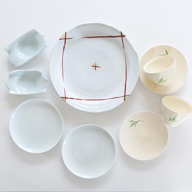 波佐見焼 陶房青 和食器 器 うつわ サマーSALE セール 福袋 吉村陶苑 SALE