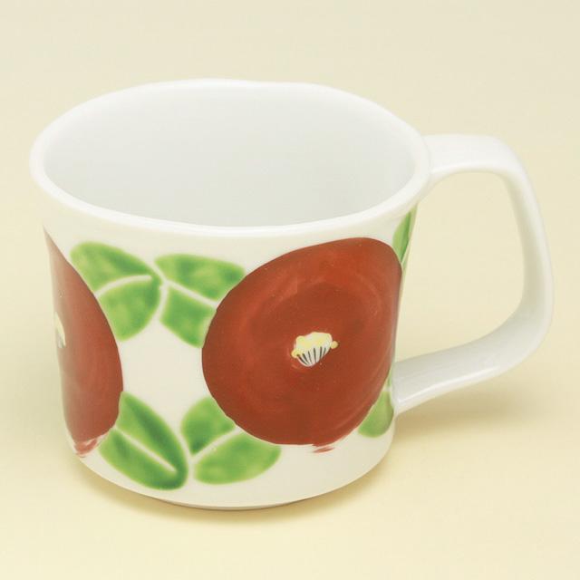 赤椿 マグカップ
