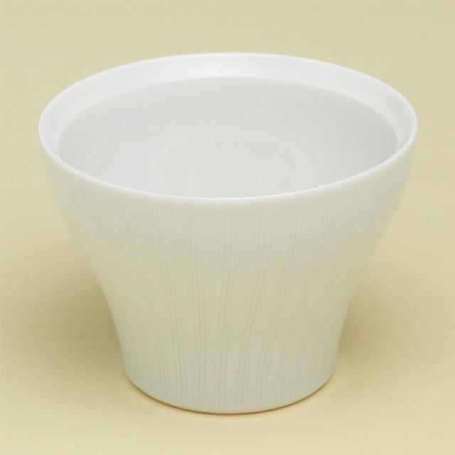 青白磁線彫 新仙茶