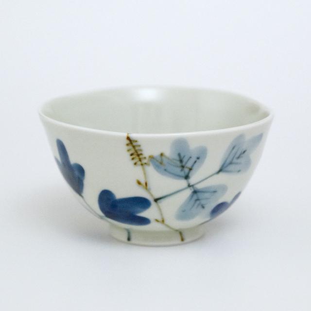 波佐見焼 陶房青 和食器 器 お茶わん 茶碗 飯碗 ごはん茶碗 シダ紋