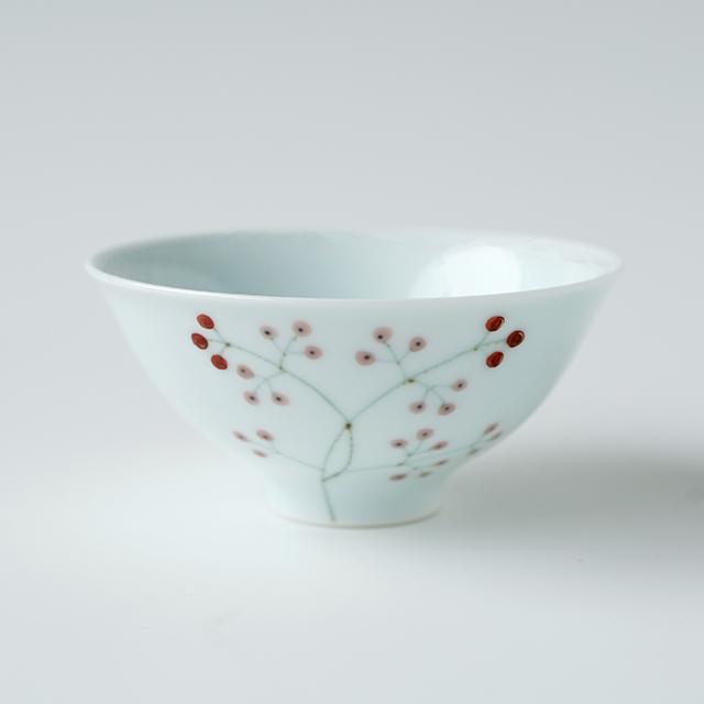 波佐見焼 陶房青 和食器 器 お茶わん 茶碗 飯碗 ごはん茶碗 木の実