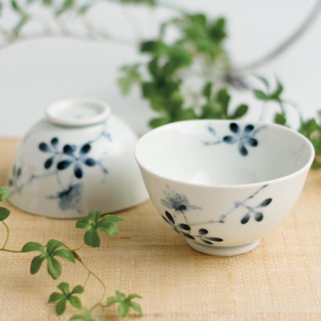 波佐見焼 陶房青 吉村陶苑 母の日 プレゼント 父の日 ギフト マグカップ お茶碗 野ばら