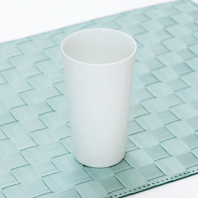 【和食器通販】陶房青専門ショップAo 波佐見焼 吉村陶苑 白磁 カップ グラス