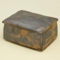 金泥釉 陶箱