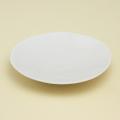 白亜 5寸皿