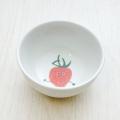 波佐見焼 陶房青 M.Pots エムポッツ 子供用食器 こども用 お祝い お食い初め ギフト プレゼント 内祝 イチゴ 苺 お茶碗