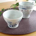 新仙茶(大) 3pcs set (木の実・野ばら・丸紋十草)<ラッピング>