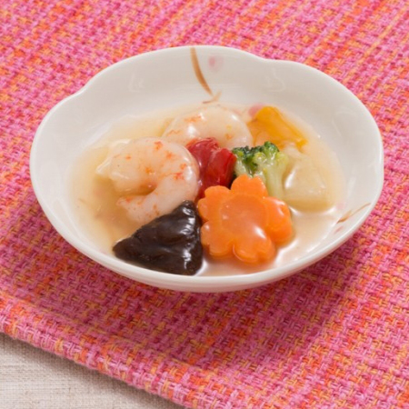 そふ菜:エビと野菜の中華あん[S-010]