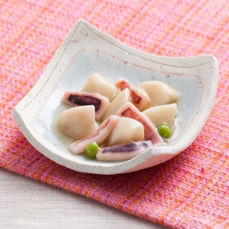 そふ菜:イカと里芋の煮物[S-013]