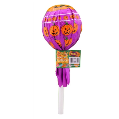 駄菓子 通販ハロウィン デカローリーポップキャンディ 駄菓子
