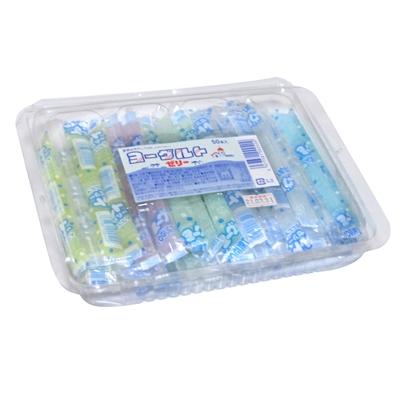 ヨーグルトゼリー 50入 【送料サービス対象外商品】