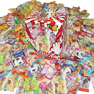 駄菓子つかみ取りミックスセット(約100人用)