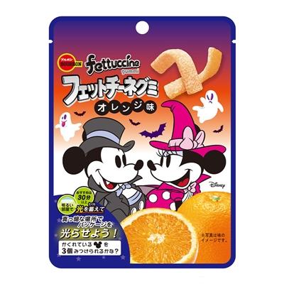 フェットチーネグミHWオレンジ味 10入