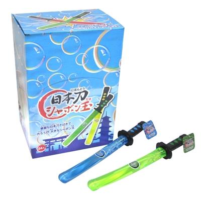 日本刀シャボン玉 24入