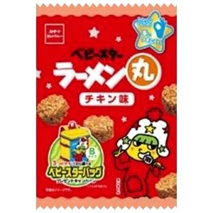ベビースターラーメン丸 チキン味 24入