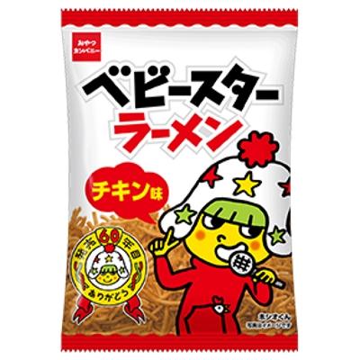 ベビースターラーメン チキン 30入
