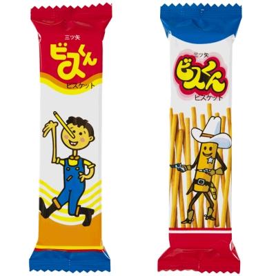 三ツ矢製菓 ビスくんビスケット 30入