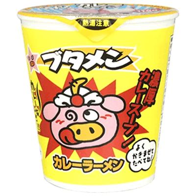 ブタメン カレー味 15入【送料サービス対象外商品】