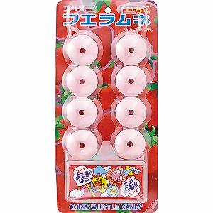 フエラムネ いちご味 おもちゃ箱付 20入